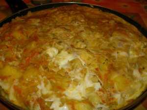 1 Teil Tortilla