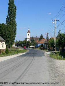 Nagysáp - zweite Heimat