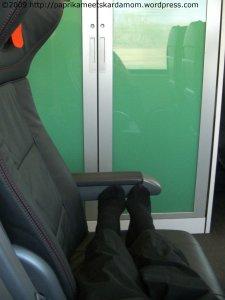 Perfekte Sitze für lange Menschen