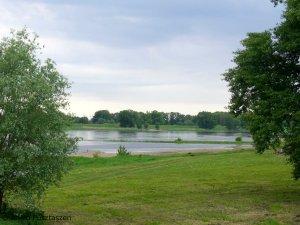 Elbe bei Müggendorf