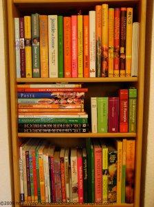 Küchenbibliothek