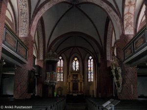 St.-Katherinen-Kirche von innnen