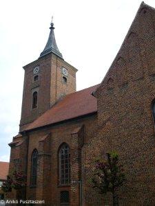St.-Katherinen-Kirche von außen